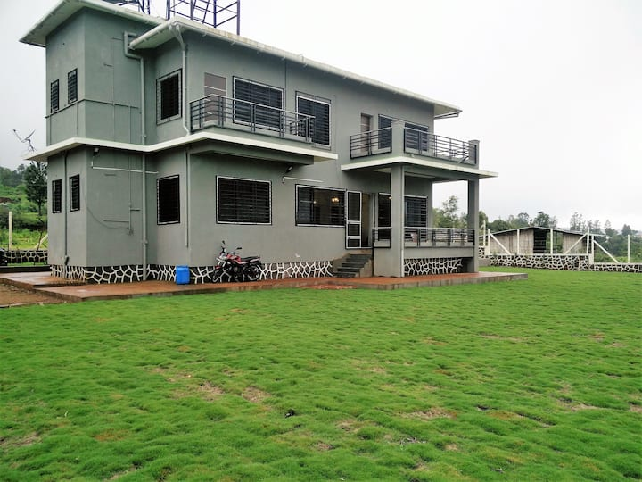 Panchgani Greens - 4 Bedroom Garden Villa Retreat