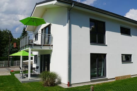 Ferienhaus am Wörthsee 5 Seen EG / Ground floor - Wörthsee