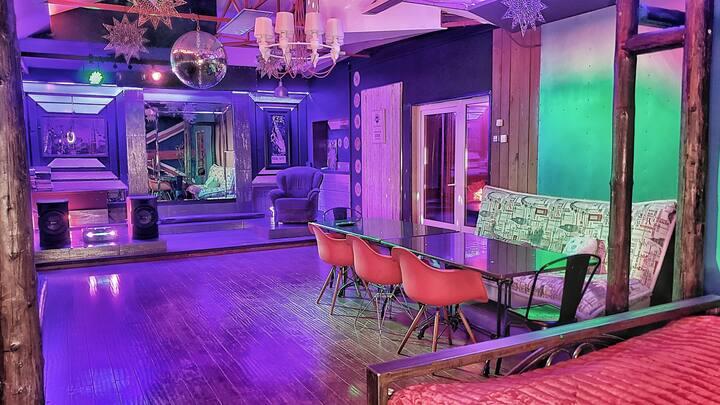 Дом в Пятигорске для молодых компаний и семей