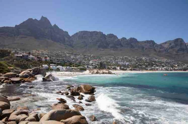 Camps Bay Beach Studio Apartment