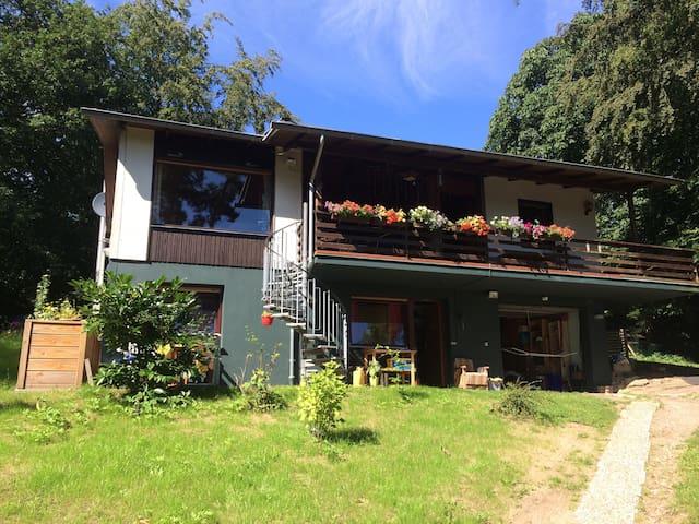 Ferienwohnung fuer Wander mit Hund - Bad Münstereifel - Apartemen