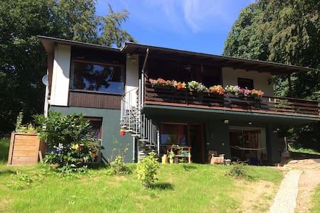 Ferienwohnung fuer Wander mit Hund - Bad Münstereifel - 公寓