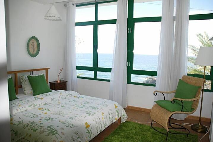 1 habitación vista mar