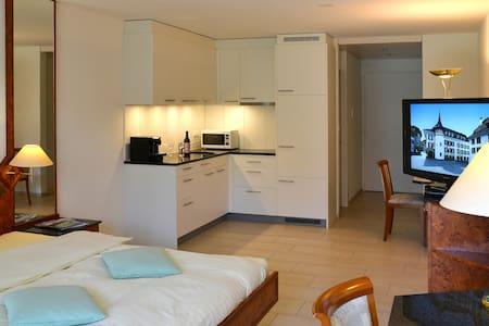 Studio Gerberngasse 3 mit Balkon - Thun - Wohnung