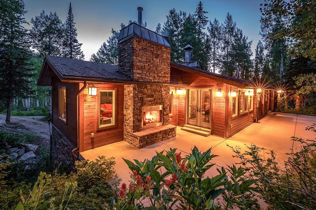 Uinta cabins for rent in brighton utah united states for Brighton utah cabin rentals
