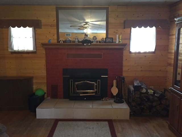 Self Cabin Retreat - Payson - Cabane