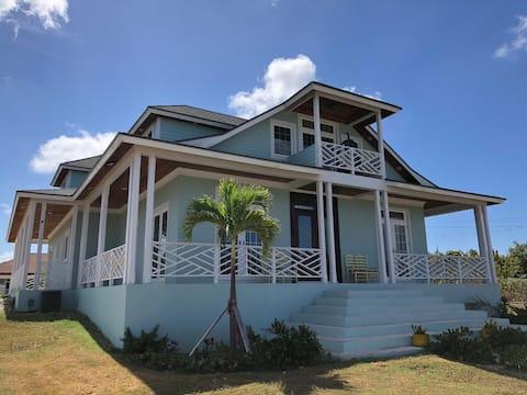 San Salvador Bahamas Luxury Family Beach House