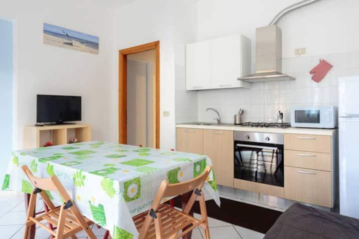 Appartamento Rimini Mare Piano Terra N° 1