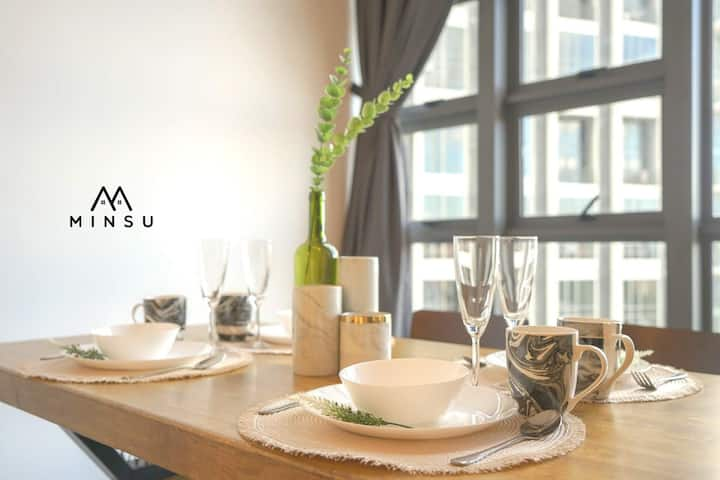 EC12#Minsu(民宿)#Loft Designer Suite#Wood Furnish