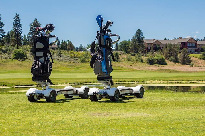 AREA ACTIVITIES: GolfBoards provide a new and exciting way to play golf all while keeping the spirit of the game.