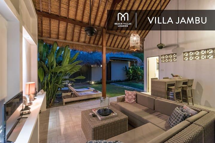 VILLA JAMBU: One Bedroom Villa with Private Pool