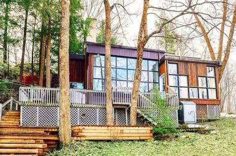 Three Mile Lake  Muskoka cottage