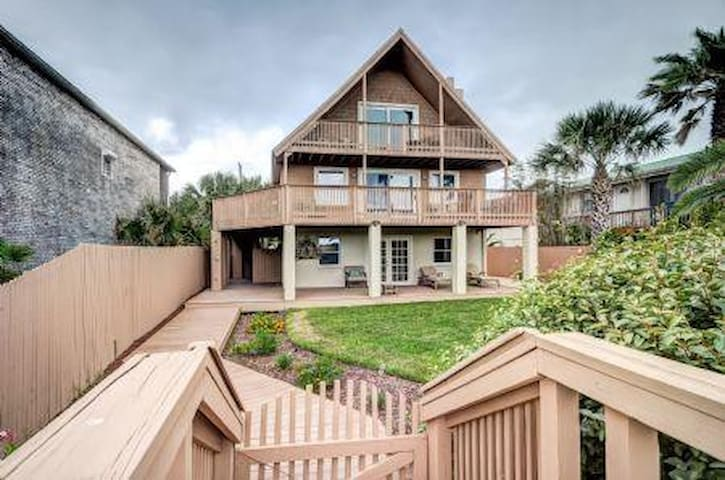 Atlantic View - 3 bedroom oceanfront house - Butler Beach - Altres