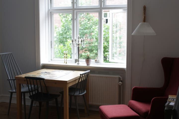 Cosy apartment close to the city and the beach - København - Leilighet