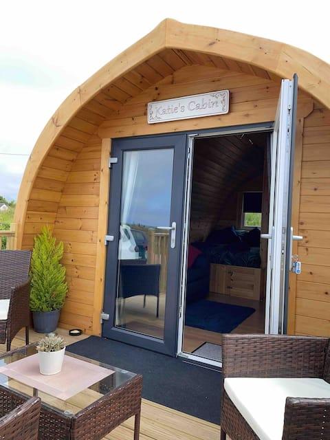 """""""Katie's Cabin"""" Breakish Isle of Skye IV42 8QB"""