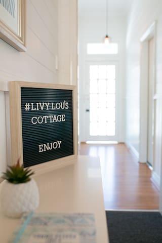 Livy Lou's Cottage, FREE WIFI