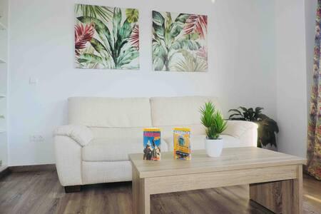 Apartamento en el mejor clima de Europa