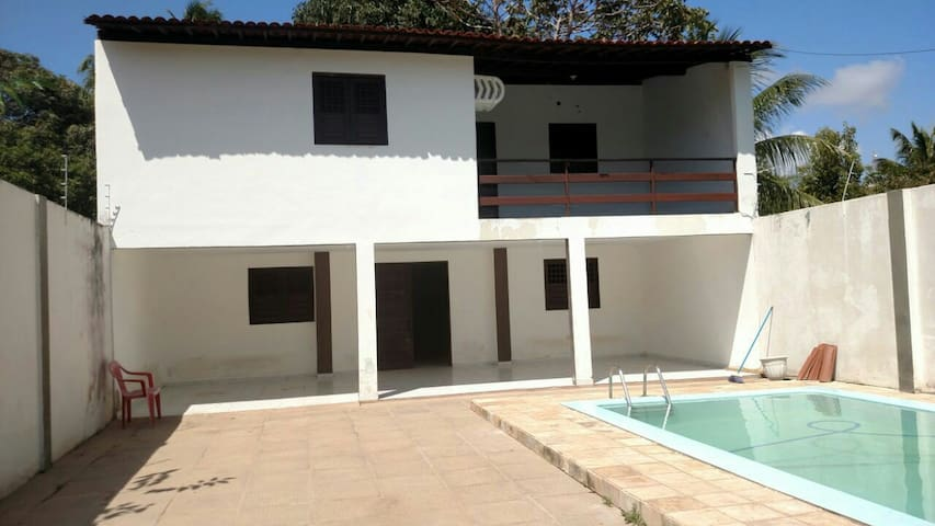 Casa no paraíso da Barra Nova - Marechal Deodoro - Дом