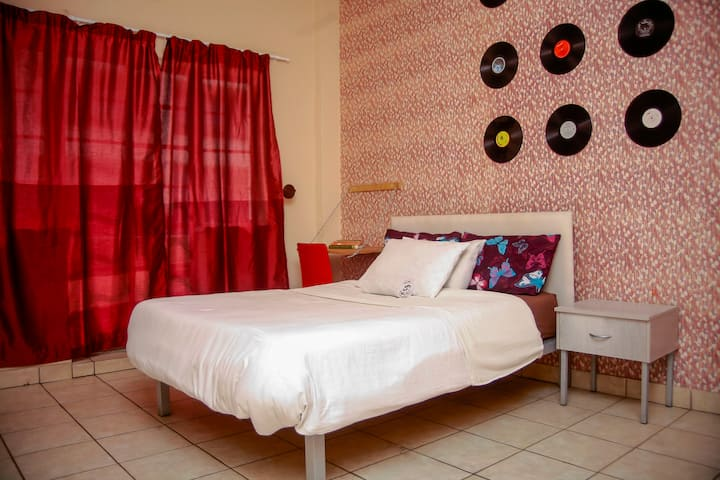 Hotel Room in the Heart of Jozi