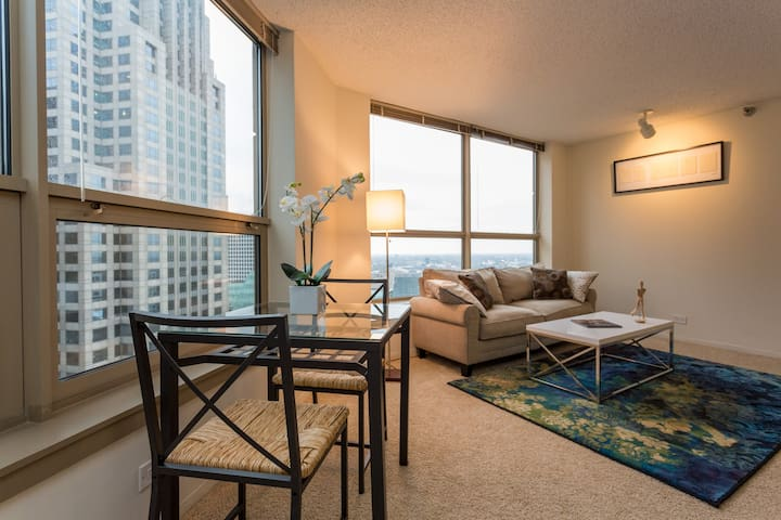 One BedRoom in Downtown with Super responsive host