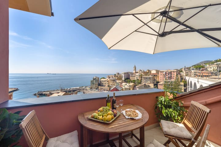 Loft on the beach - Bogliasco - Loft