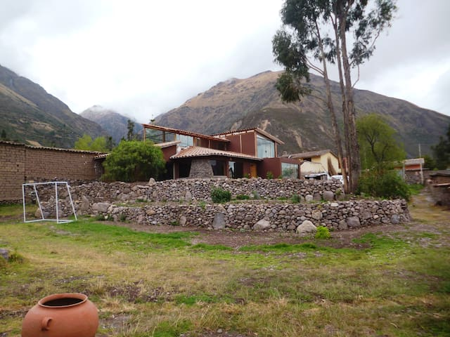 House for rent, Cusco, Peru - Urubamba - House