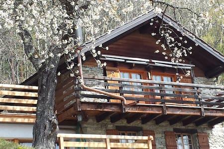Chalet à louer, Soussillon, Val d'Anniviers/Valais - Vissoie