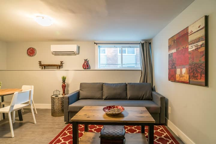 A Trendy North End 1 bedroom flat in premium area!