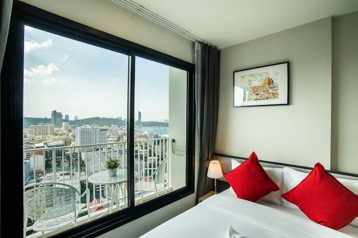 Perfect Stay in Central Pattaya - Pattaya - Condominio