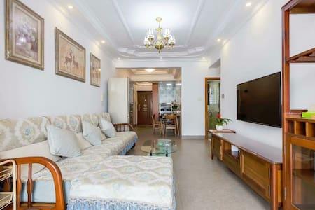 儋州市中心和信经典花园二室二厅公寓 东坡中学对面