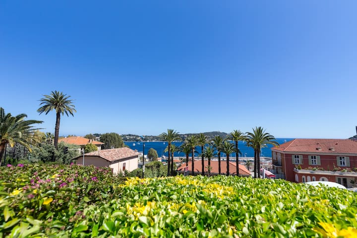 STUDIO 2p BEAUTIFUL VIEW VILLEFRANCHE Riviera ****