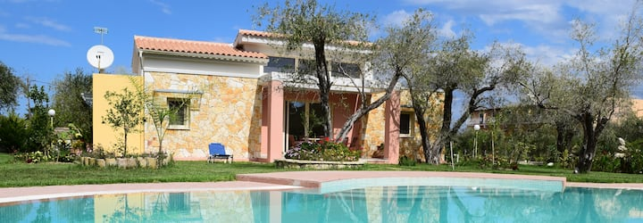 Luxury Villa thalassa with private pool