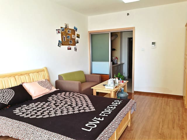 Bright&Cozy, City view apartment in Kunming - Kunming - Appartement
