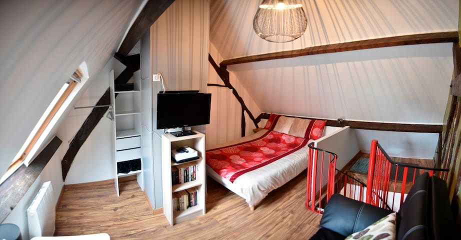 Chambre et Salon