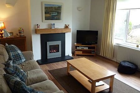 Holiday cottage weekly lets only - Strathkinness