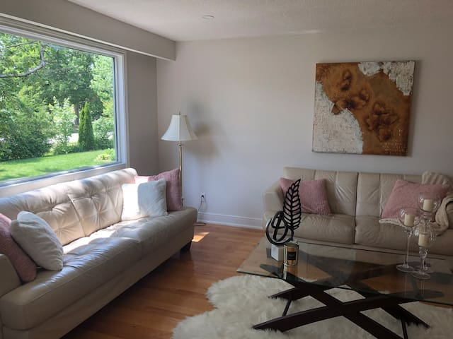 A beautiful bungalow house in heart of the city