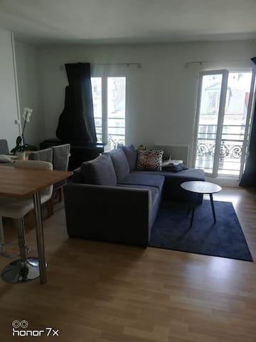 Studio au cœur de paris Bastille proche métro