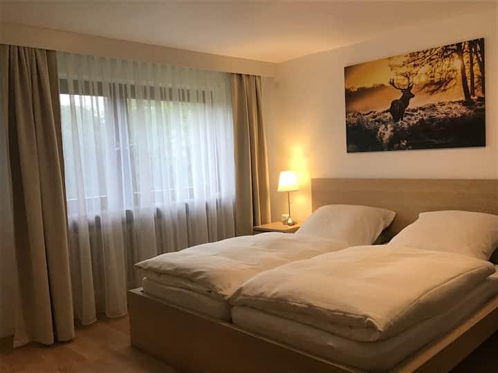 Apartment • 1-2 Personen im DZ / Küche / DU / WC