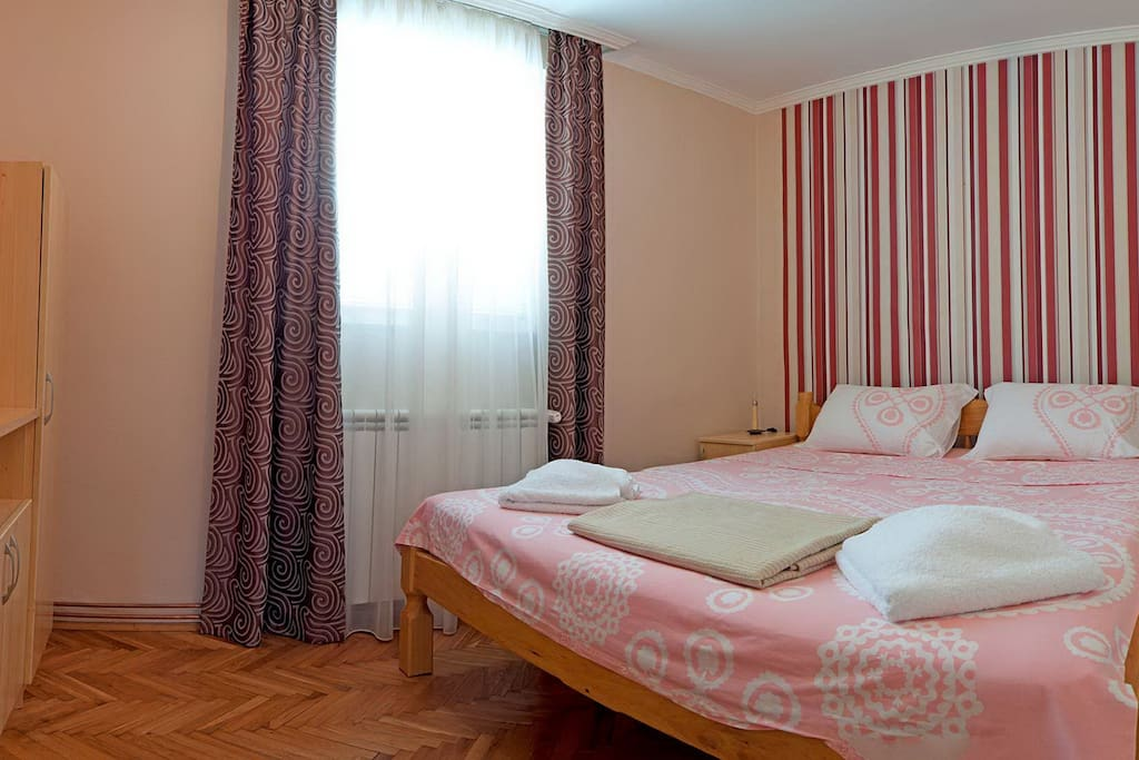 Apartment for six in Vila Boska Bedroom 2