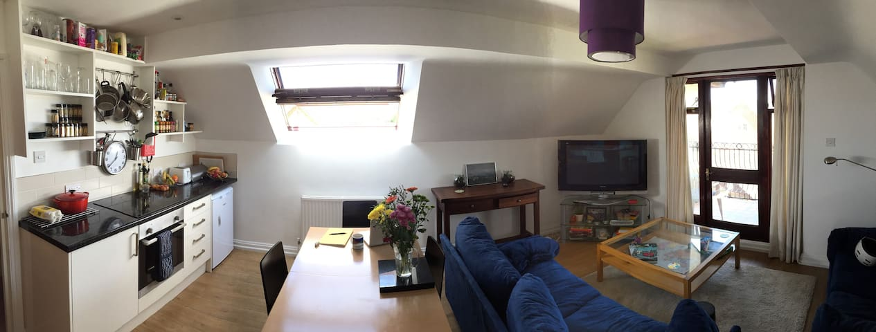 Lovely private room close to city centre! - Oxford - House