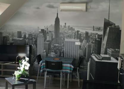 Csendes Penthouse Apartman - Szeged