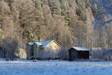 Charming accommodation in very scenic surroundings - Stöllet
