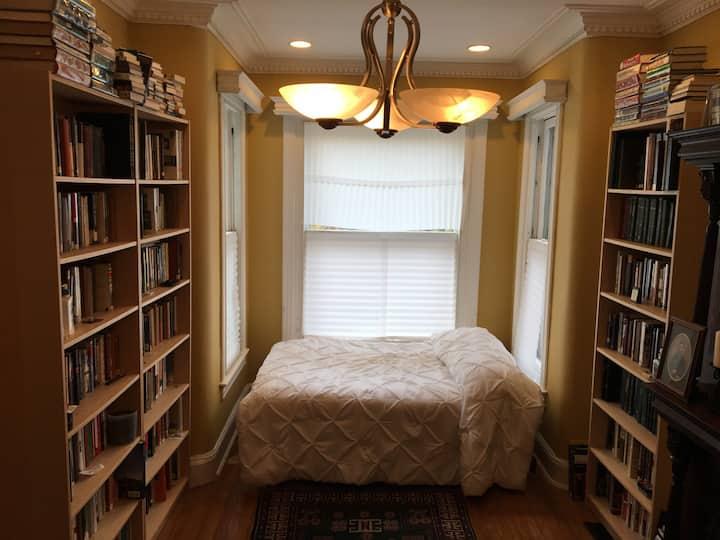 Gorgeous historical bedroom
