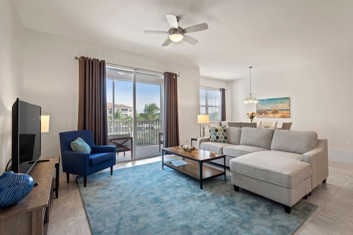 New, 3-Bed Condo, Moments from Fort Myers Beaches