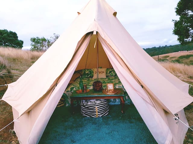 Blackwood Tree Glamping Bell Tent