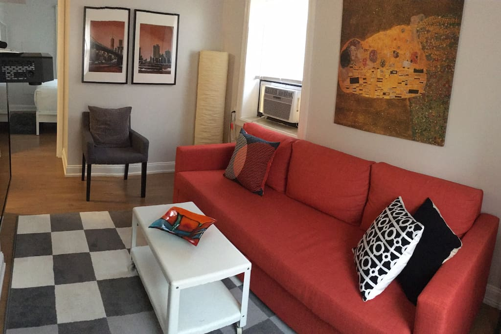 Stylish 1bed Apt Parking Available 15 Min To Nyc Apartments For Rent In North Bergen New