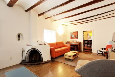 Modern Classic Santa Fe Adobe - Santa Fe - Rumah
