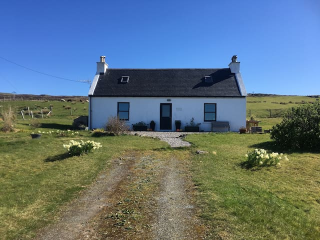 The Old Croft House, Waternish, Isle of Skye