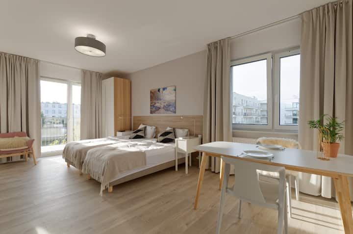 Apple Green Apartment 34A, City Center