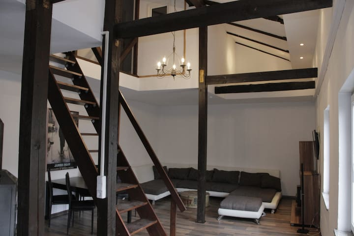 +++Penthouse nähe Prenzlauer Berg+++ - Berlin - Loft